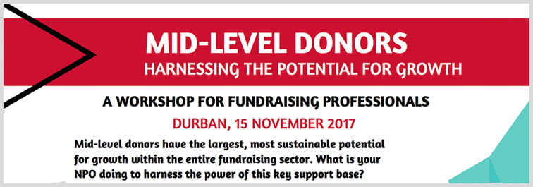 A workshop for fundraising professionals
